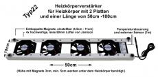Sunsol 4L für 2-Platten Heizkörper ab 50cm